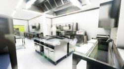6 tiêu chuẩn thiết kế bếp nhà hàng