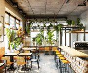 Mẫu thiết kế quán cafe không gian nhỏ cực thu hút