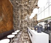 Thiết kế nội thất quán cafe nhỏ qua cách nhìn hiện đại