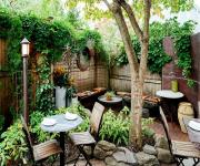 Giới thiệu mô hình kinh doanh quán cafe sân vườn