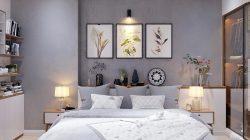Thiết kế phòng ngủ master đẹp cho đôi vợ chồng son