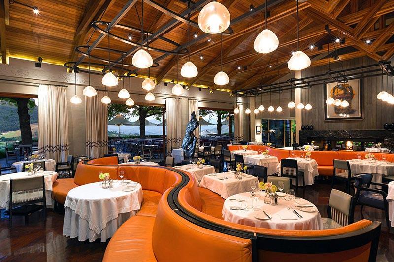 thiết kế cửa hàng - nhà hàng