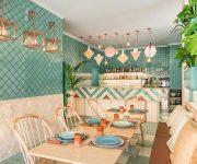 Mách bạn 5 cách thiết kế quán ăn nhỏ đơn giản mà đẹp