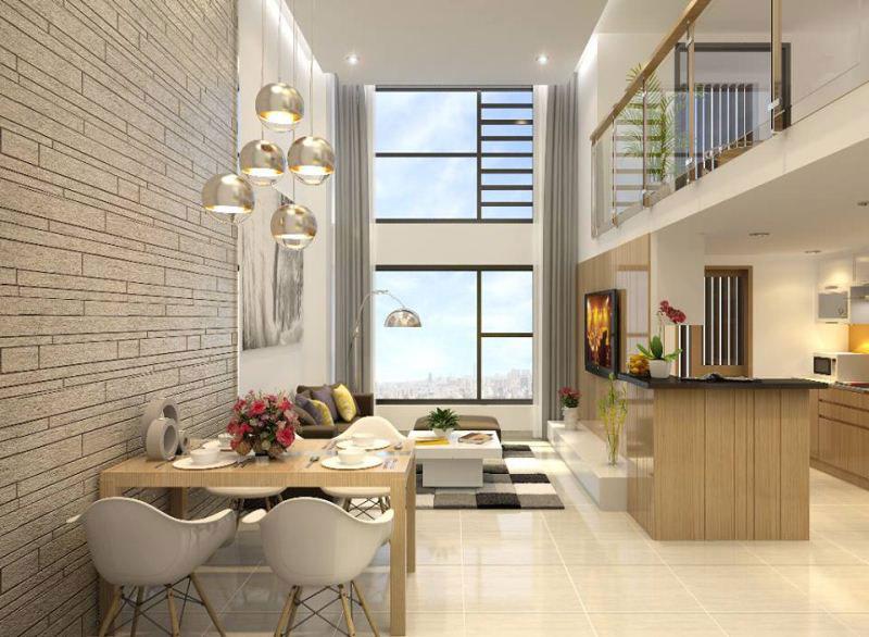 căn hộ chung cư duplex