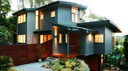 trang trí ngoại thất hay thiết kế cấu trúc bên ngoài cũng biến hoá sao cho hài hoà với tổng thể ngôi nhà là điều mà bạn nên lưu ý.