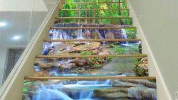 Cầu thang 3D độc đáo