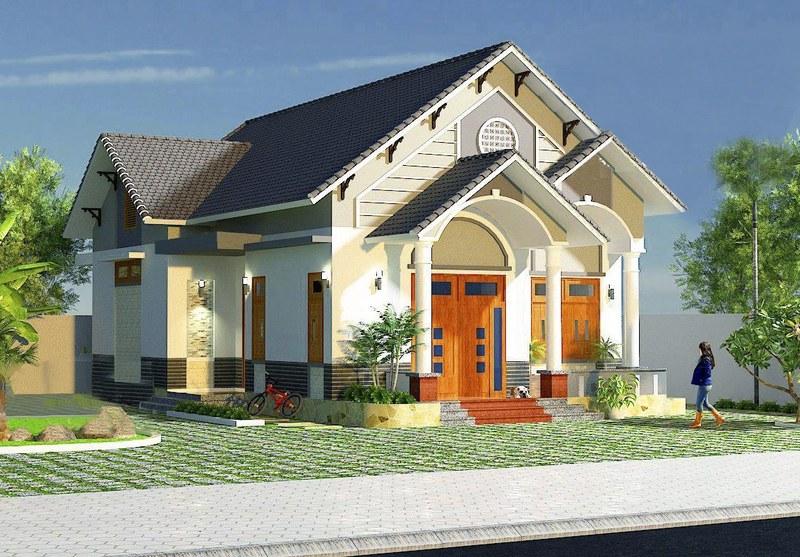 Xây dựng nhà cấp 4 trở thành xu hướng được hầu hết các gia đình ưa chuộng
