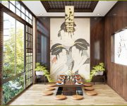 Mách bạn những nét đặc trưng của nhà hàng phong cách Nhật
