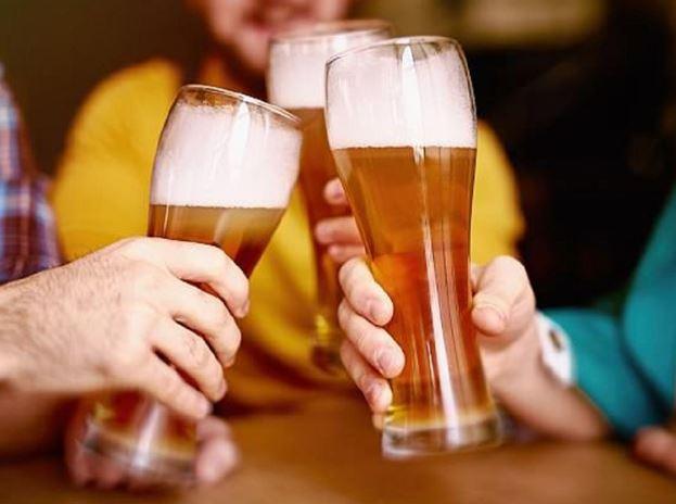 Dị ứng bia nổi mề đay
